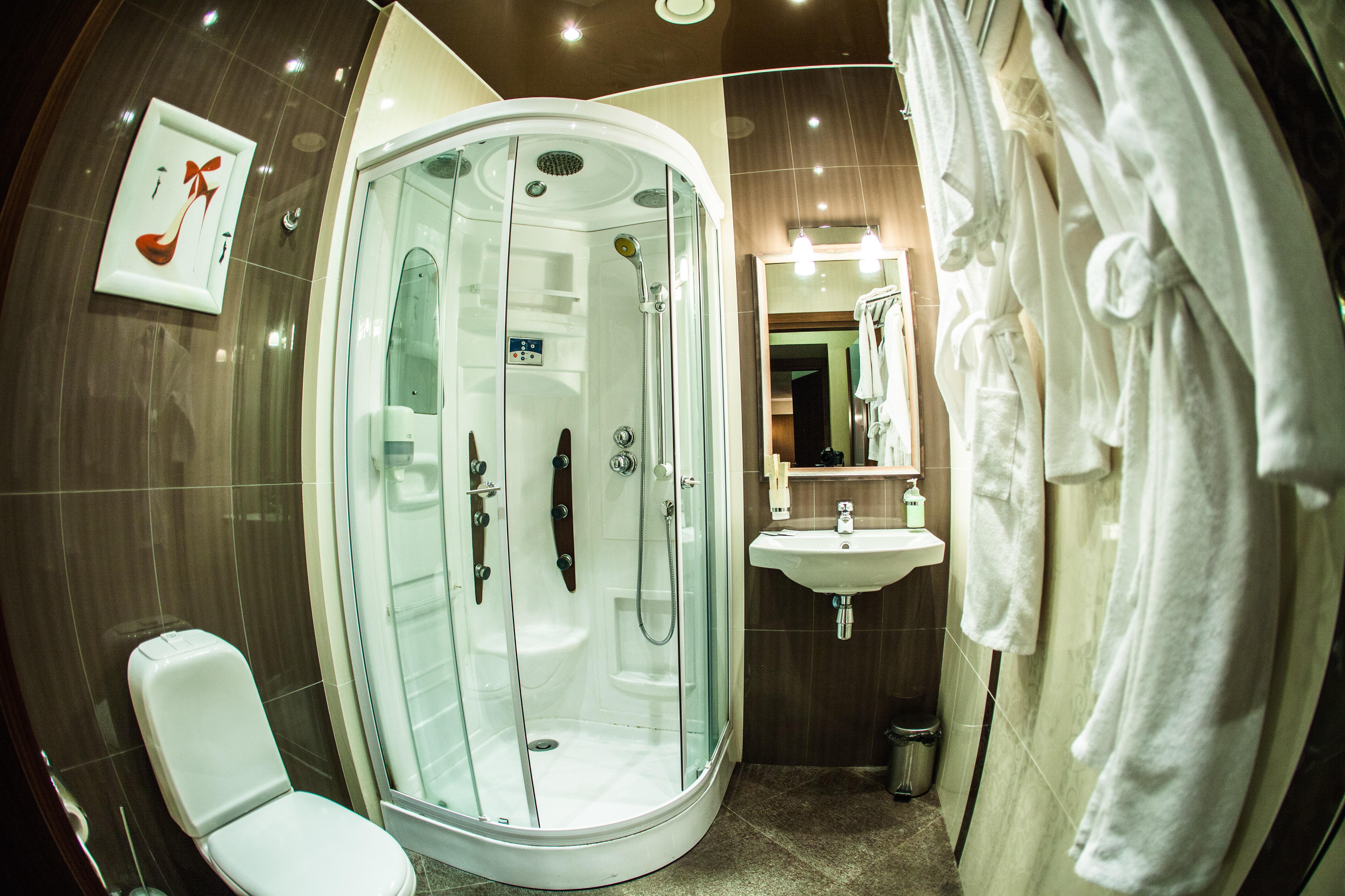 Яшмовая комната в отеле Премиум